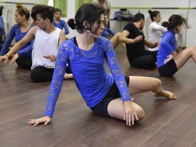 Edital Escola de Dança