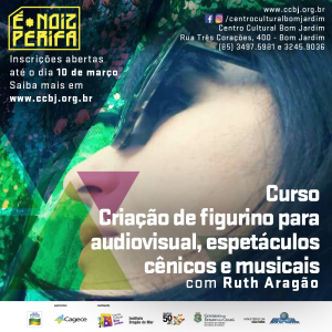 Flyer Ruth Aragão